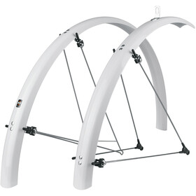"SKS Bluemels B53 Parafanghi 28"", white"